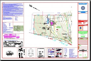 Residential New Construction Septic System Onsite Wastewater Treatment System (OWTS) Designs by Foster Survey Company