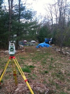 Can RI Land Surveyors Only Survey One Property Line?